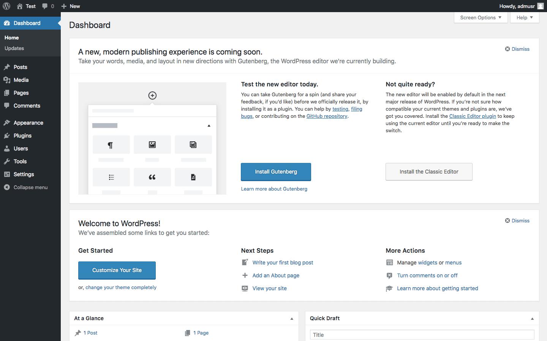 Hasil gambar untuk cara login wordpress